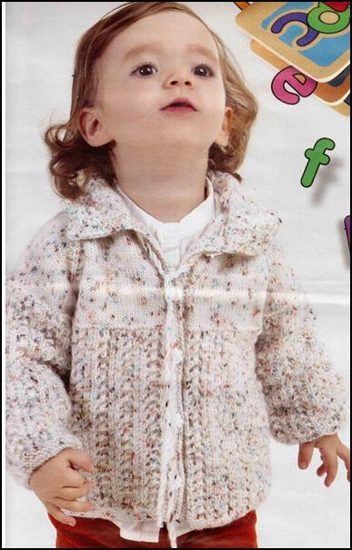 Bebekler İçin Kartopu Örgü Modelleri
